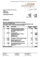 Fliesenleger rechnung  OptiPreis Faktura - Software & Vorteile | Günstiges Programm zur ...